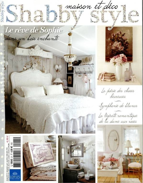 Revue de presse du grenier d 39 alice for Art et decoration avril 2016